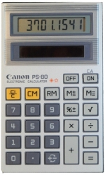 canon PS-80